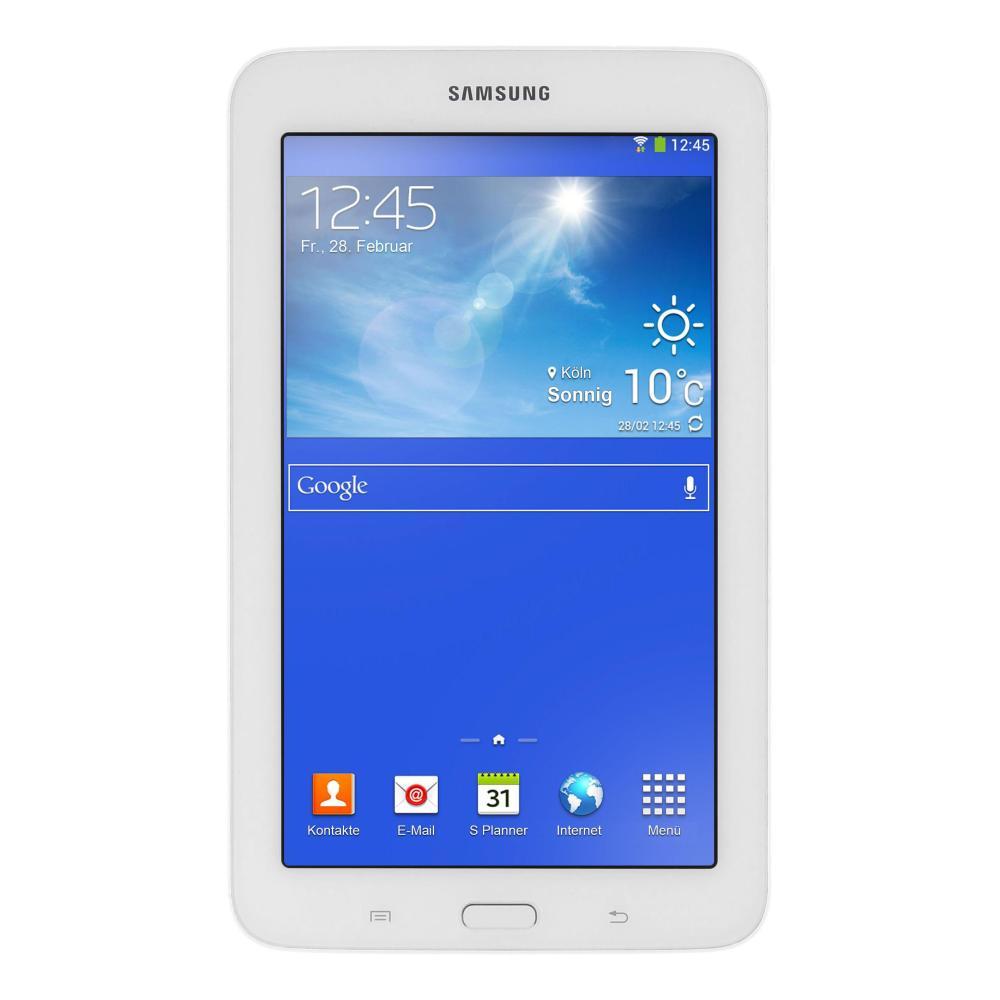 Samsung galaxy tab 3 7 0 lite 3g t111 8go blanc en vente sur - Samsung galaxy tab 3 7 8go lite blanc ...