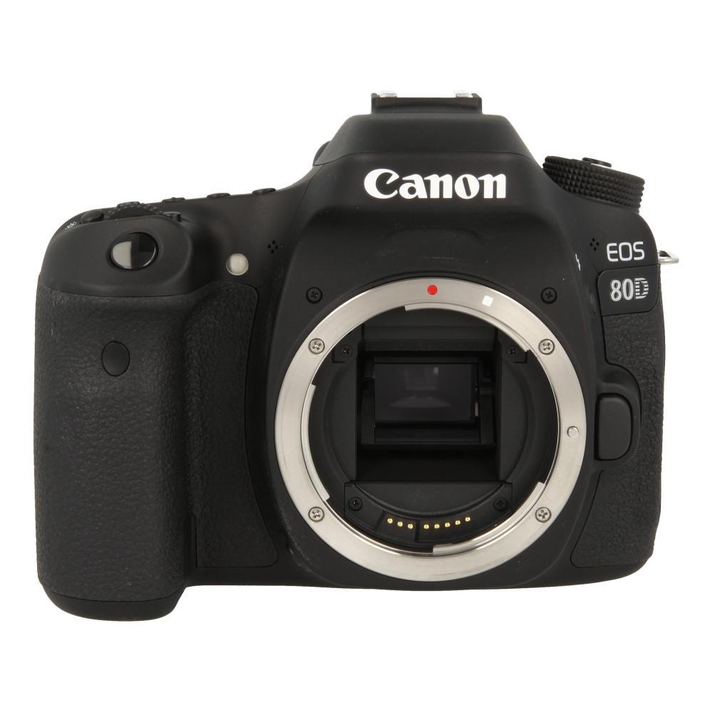 Canon EOS 20D Schwarz