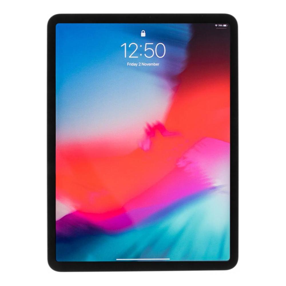 apple ipad pro 11 4g a1934 2018 1tb silber wie neu. Black Bedroom Furniture Sets. Home Design Ideas