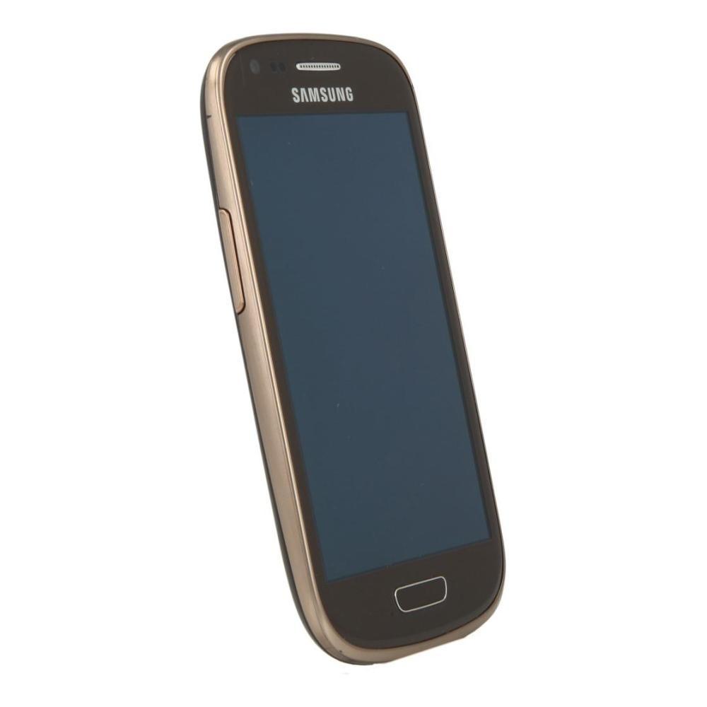 samsung galaxy s3 mini gt i8190 8 gb braun gut asgoodasnew. Black Bedroom Furniture Sets. Home Design Ideas