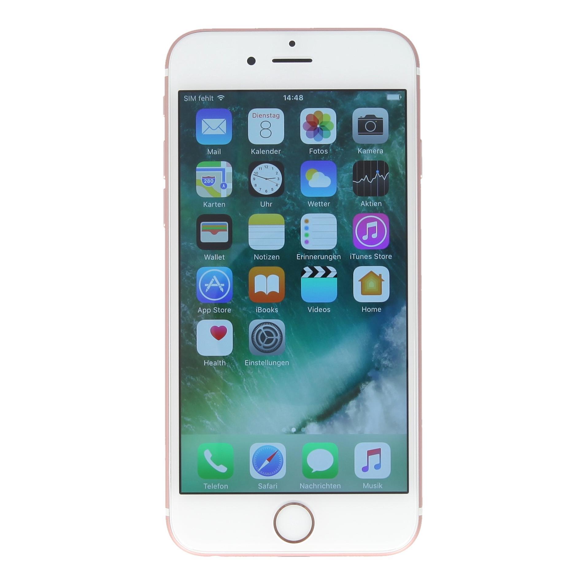 apple iphone 6s a1688 32 gb oro rosa buen estado asgoodasnew. Black Bedroom Furniture Sets. Home Design Ideas