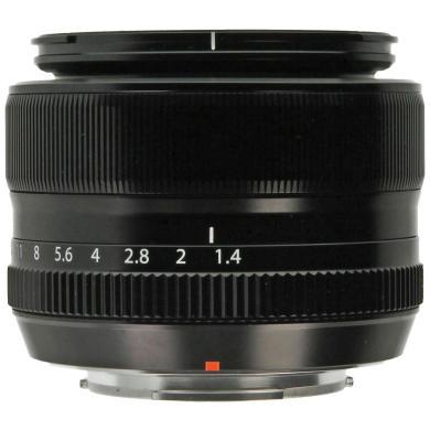 Fujifilm 35mm 1:1.4 XF R negro - nuevo
