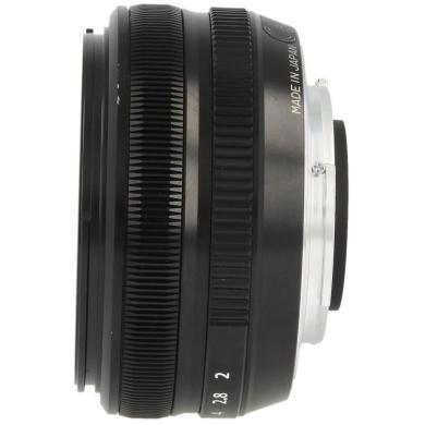 Fujifilm 18mm 1:2 XF R negro - nuevo