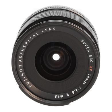 Fujinon XF 14 mm F2.8 R Objetivo para Fujifilm negro - nuevo