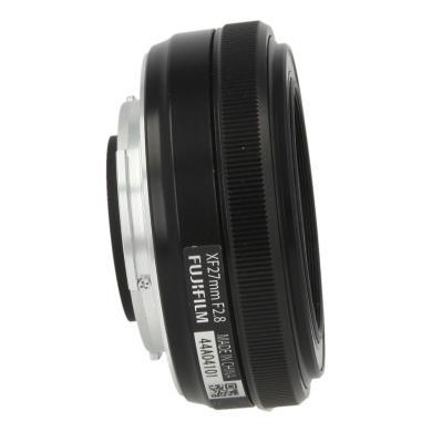Fujifilm 27mm 1:2.8 XF negro - nuevo