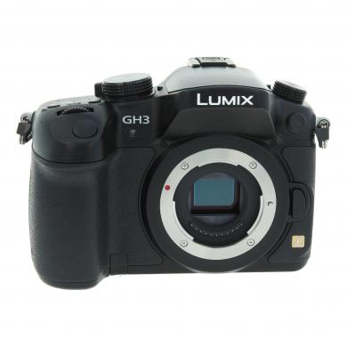 Panasonic Lumix DMC-GH3 noir - Neuf