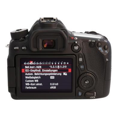 Canon EOS 70D Schwarz - neu