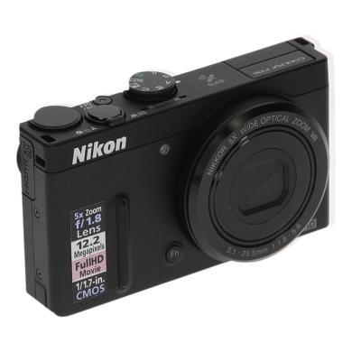 Nikon CoolPix P330 negro - nuevo