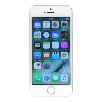 Apple iPhone 5s (A1457) 16 GB Silber - gut