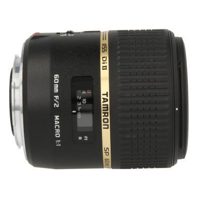 Tamron 60mm 1:2 AF SP Di II Macro 1:1 pour Sony & Minolta noir - Neuf