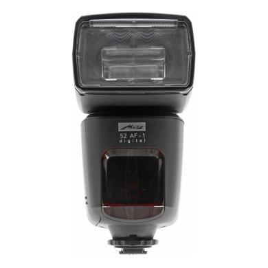Metz Mecablitz 52 AF-1 digital para Olympus y Panasonic negro - nuevo