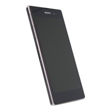 Sony Xperia Z1 C6903 16 Go noir - Neuf