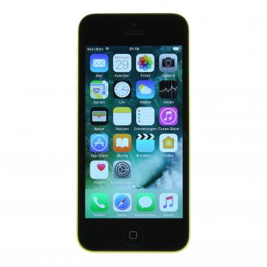 Apple iPhone 5c (A1507) 32 GB Gelb - sehr gut