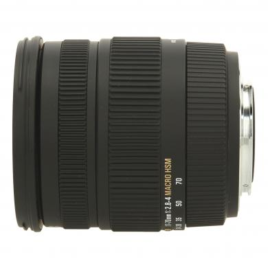 Sigma 17-70 mm 1:2.8-4.0 HSM DC für Sony / Minolta Schwarz - neu