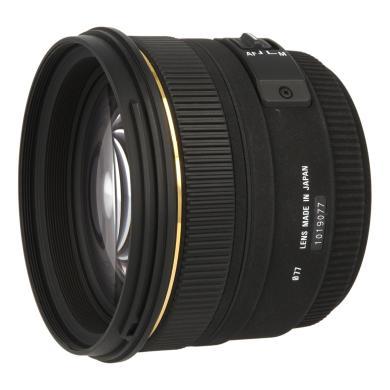 Sigma 50mm 1.4 AF EX DG HSM für Sony / Minolta Schwarz - neu