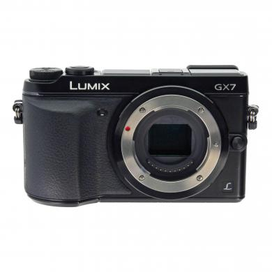 Panasonic Lumix DMC-GX7 noir - Neuf