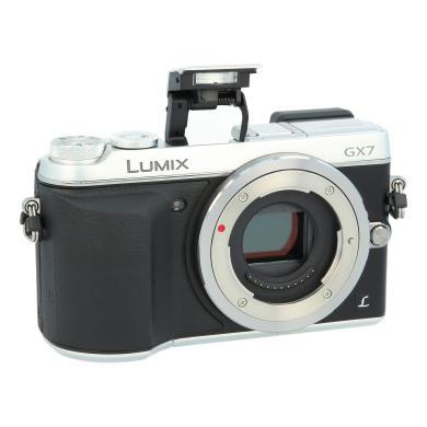 Panasonic Lumix DMC-GX7 Silber - neu