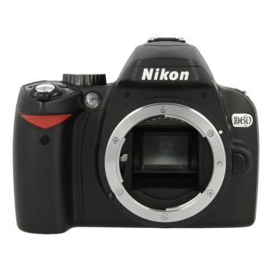 Nikon D60 Schwarz - neu