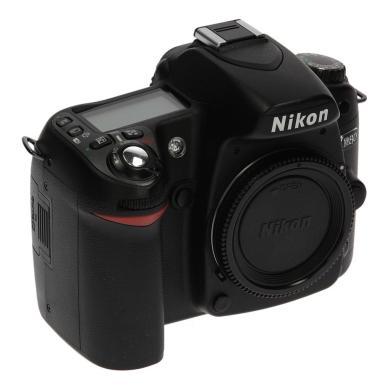 Nikon D80 negro - nuevo