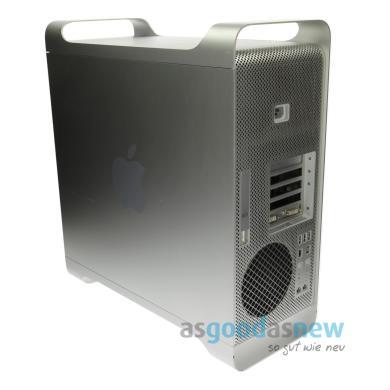 Apple Mac Pro 2008 8-Core (Harpertown) Quad-Core Intel Xeon 2,8 GHz 500 GB SSD | 750 GB HDD | 500 GB HDD | 750 GB HDD 10 GB DDR2 FB-DIMM 800 MHz Plata - nuevo