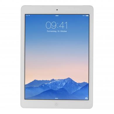 Apple iPad Air WLAN (A1474) 16 GB Silber - gut