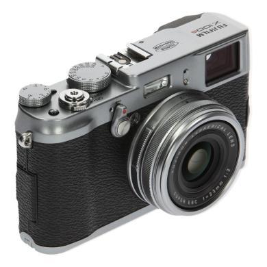 Fujifilm X100S negro plata - nuevo