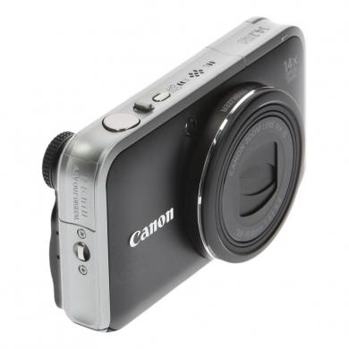 Canon PowerShot SX210 IS schwarz - gut