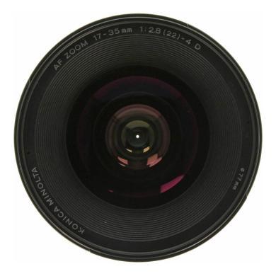 Konica Minolta 17-35mm 1:2.8-4.D AF schwarz - neu
