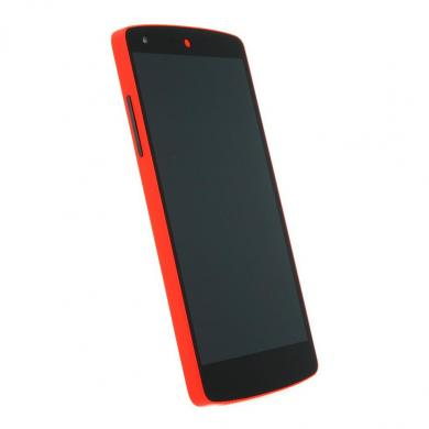 LG Google Nexus 5 16 GB Rojo - buen estado