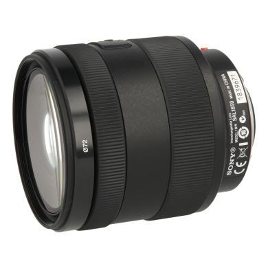 Sony SAL1650 16-50 mm f2.8 Objetivo negro - nuevo