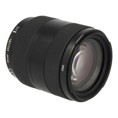 Sony DT 16-105 mm f3.5-5.6 objectif noir - Neuf
