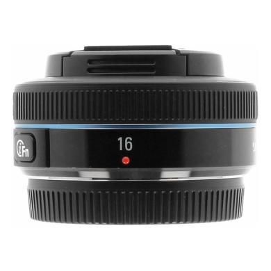 Samsung 16mm 1:2.4 (EX-W16NB) schwarz - neu