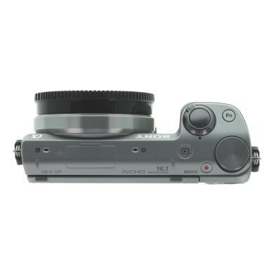 Sony Nex-5R silber - neu