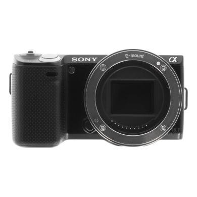 Sony NEX-5N / Alpha NEX-5N Schwarz - neu