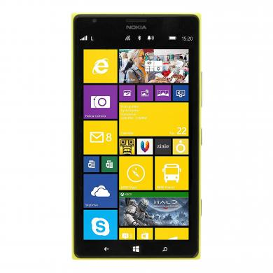 Nokia Lumia 1520 32 GB amarillo - buen estado