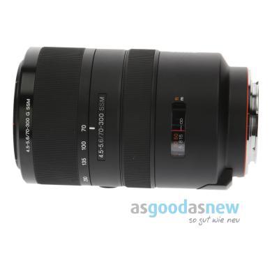 Sony SAL-70300G 70-300 mm F4.5-5.6 AF objectif pour Minolta noir - Neuf