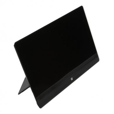 Microsoft Surface Pro 64 GB Schwarz - gut
