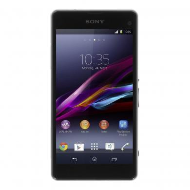 Sony Xperia Z1 Compact 16 Go noir - Neuf