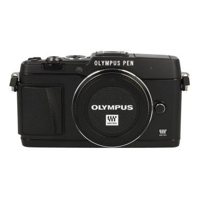 Olympus PEN E-P5 Schwarz - neu
