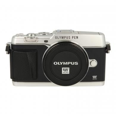 Olympus PEN E-P5 Silber - sehr gut