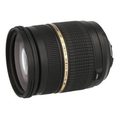 Tamron SP AF A09 28-75 mm f2.8 XR Di LD Aspherical IF Macro Objektiv für Nikon Schwarz - neu