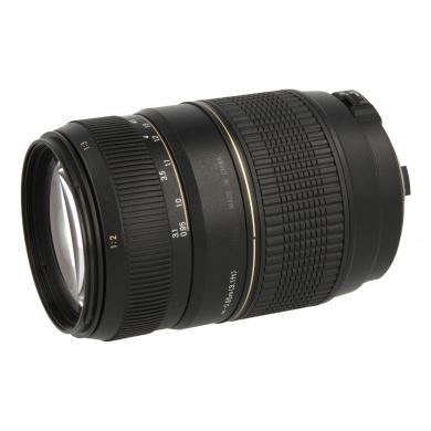 Tamron 70-300mm 1:4-5.6 AF Di LD Macro 1:2 für Nikon Schwarz - neu
