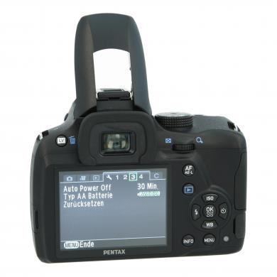 Pentax K-50 noir - Neuf