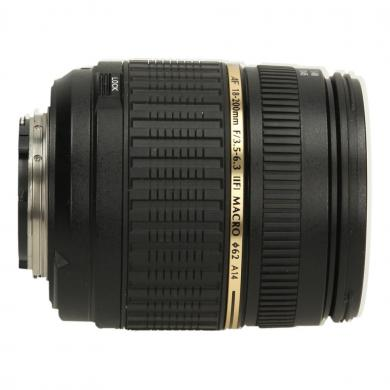Tamron A14 18-200 mm F3.5-6.3 LD Di-II XR Aspherical AF IF Objetivo para Nikon negro - nuevo