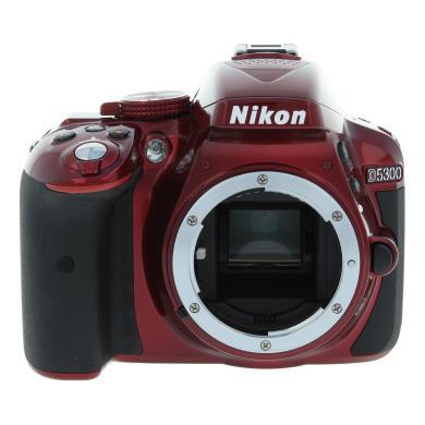 Nikon D5300 rouge - Neuf