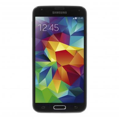 Samsung Galaxy S5 (SM-G900F) 16 GB Charcoal Black - sehr gut