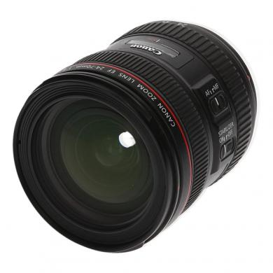 Canon EF 24-70mm 1:4 L IS USM Schwarz - gut