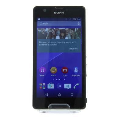 Sony Xperia ZR 8 GB Schwarz - neu