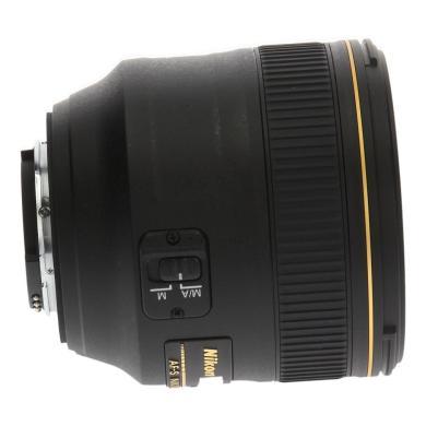 Nikon 85mm 1:1.4 AF-S G NIKKOR noir - Neuf