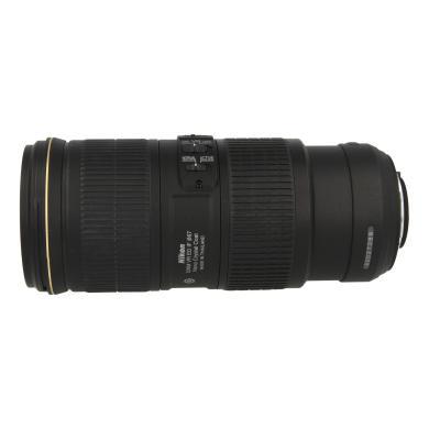 Nikon AF-S Nikkor 70-200mm 1:4G ED VR negro - nuevo